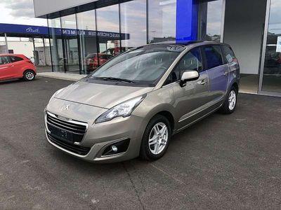 gebraucht Peugeot 5008 1,6 e-HDi 115 FAP ASG6 Professional Line Kombi / Family Van
