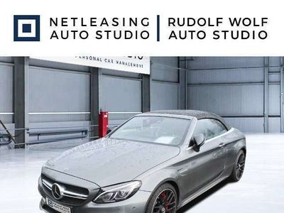gebraucht Mercedes C63S AMG C 63 AMGAMG Cabrio COMAND/Distronic/DriversP./ LED