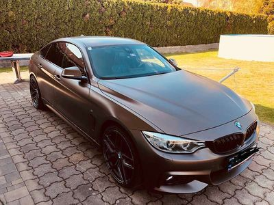 gebraucht BMW 420 4er-Reihe d X-Drive, M-Packet Limousine