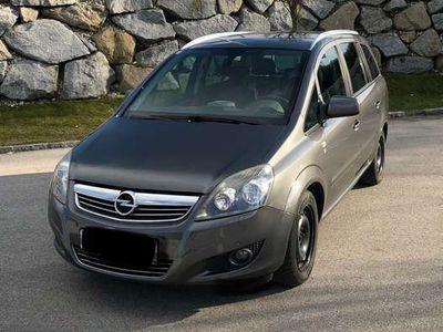 gebraucht Opel Zafira 1,7 CDTI Ecoflex Style 111 Jahre DPF