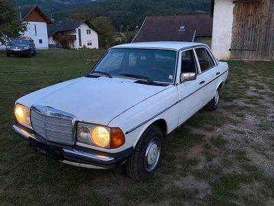 gebraucht Mercedes E240 W123 TAXI