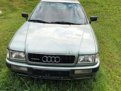 gebraucht Audi 80 2,0L Quattro Limousine