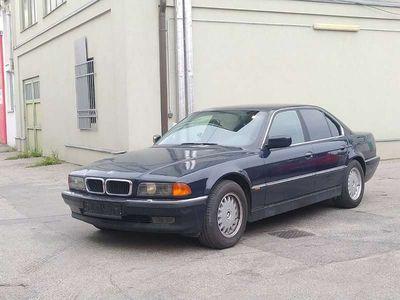 gebraucht BMW 740 7er-Reihe i E38 Limousine