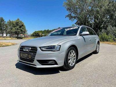 gebraucht Audi A4 SLine//Diesel//Kombi//Sofort Kredit//Anhängerku...