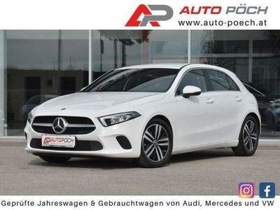 gebraucht Mercedes A180 d Aut. LEDER /Sportsitze/AppleCarplay