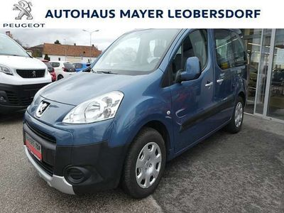 gebraucht Peugeot Partner Tepee Active 1,6 e-HDi 95 FAP ASG6