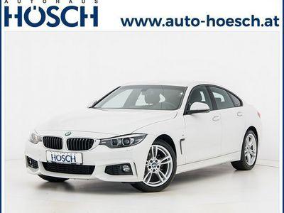 gebraucht BMW 420 Gran Coupé 4er-Reihe i M-Sport Aut. LP:52.970.-€ Sportwagen / Coupé,