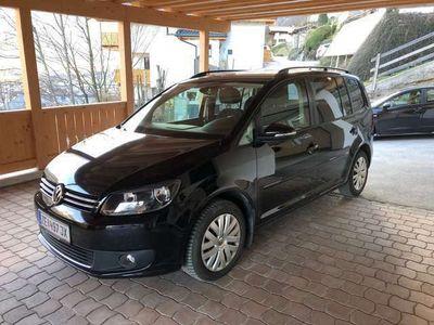gebraucht VW Touran Comfortline 1,4 TSI