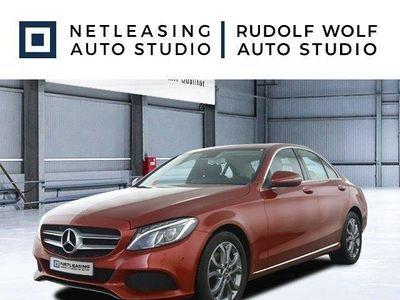 used Mercedes C220 d Avantgarde+Business Plus+Comand+LED-ILS+ Klima