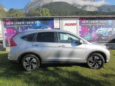 gebraucht Honda CR-V 1,6i-DTEC Lifestyle 4WD Aut.
