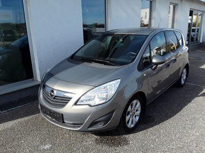 gebraucht Opel Meriva 1,4 ecoFlex Turbo Edition