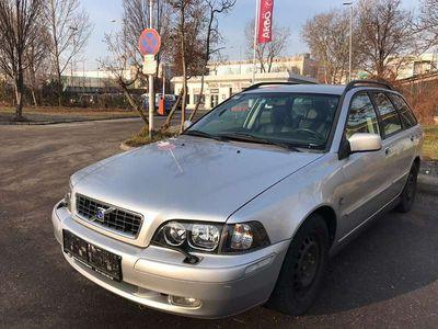 gebraucht Volvo V40 1.9 TDI mit Lederausstattung! Limousine,