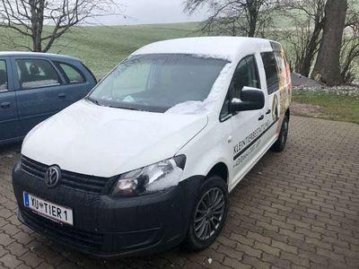 gebraucht VW Caddy Kombi Maxi Comfortline 1,2 TSI