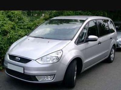 gebraucht Ford Galaxy 2,2 TCDI Titanium mit Multimedia Kombi / Family Van,