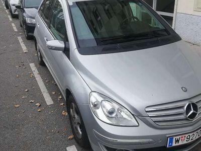 gebraucht Mercedes B170 A-Edition Aut.
