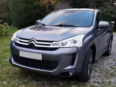gebraucht Citroën C4 Aircross HDi 115 4WD Exclusive