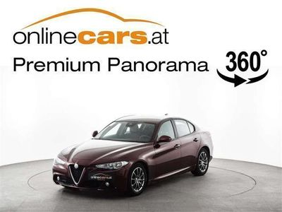 gebraucht Alfa Romeo Giulia Super 2.2 Aut. NAVI ASSISTENZ TEMP WENIG KM