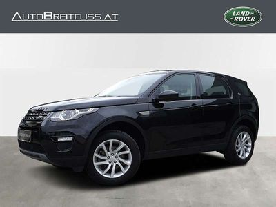 gebraucht Land Rover Discovery Sport 2,0 TD4 150 4WD SE Aut. Allrad