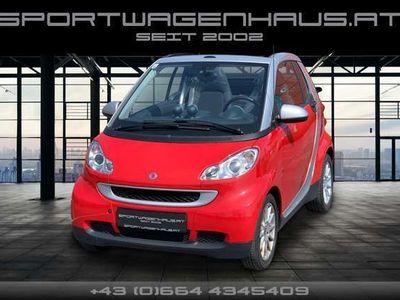 gebraucht Smart ForTwo Cabrio passion softouch 84PS, Erstbesitz!