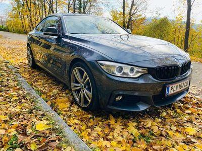 gebraucht BMW 420 4er-Reihe Coupe Diesel Allrad (F32) xDrive Coupe