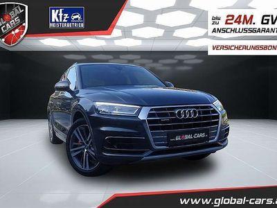 gebraucht Audi Q5 2,0TDI Q. S+*LUFT*PANO*AHK*MEGAVOLL!!! SUV / Geländewagen