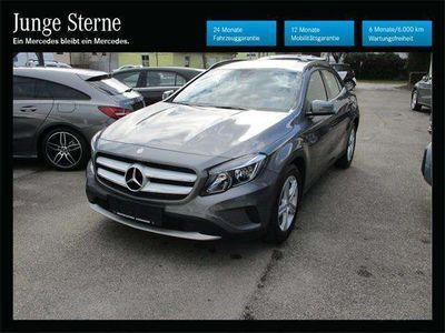 gebraucht Mercedes GLA200 Edition Lifestyle