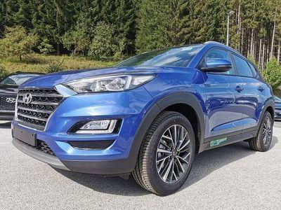 gebraucht Hyundai Tucson 1,6 CRDI 4WD Level 3 Plus