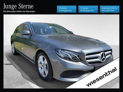 gebraucht Mercedes E200 T Avantgarde Aut.
