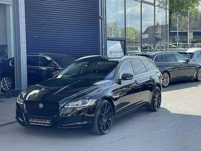 gebraucht Jaguar XF Sportbrake 20d AWD Prestige Aut. 21 Zoll, Leder...