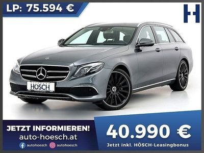 gebraucht Mercedes E300 E d Kombi Avantgarde Aut. LP: 75.594,-€