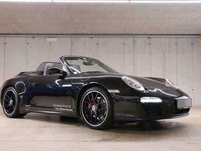 gebraucht Porsche 911 4 GTS Cabrio *Approved* EIN TRAUM*