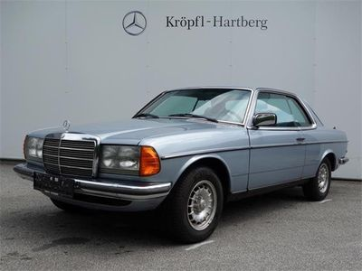 brugt Mercedes 230 CE Coupe W 123
