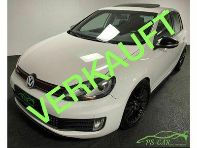 gebraucht VW Golf GTI **Candy-Weiß**Mega-Ausstattung**