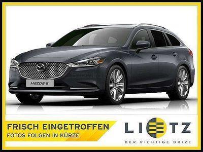 gebraucht Mazda 6 Sport Combi CD184 Revolution Aut. Kombi / Family Van