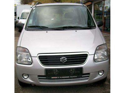 gebraucht Suzuki Wagon R+ + 1,3 GL 4WD