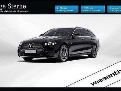 gebraucht Mercedes E300 E-Klasse4MATIC T-Modell Kombi / Family Van