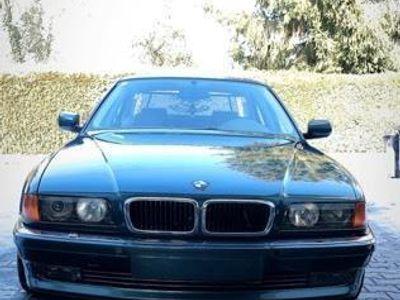 brugt BMW 740 7er-Reihe E38 Aut.