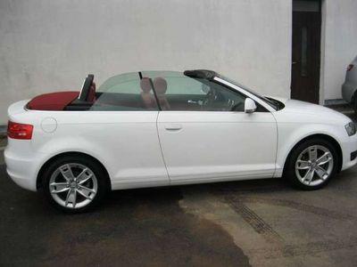 gebraucht Audi A3 Cabriolet 1,9 TDI Attraction DPF