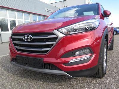 brugt Hyundai Tucson 1,7 CRDI Start-Stopp Go DCT Go