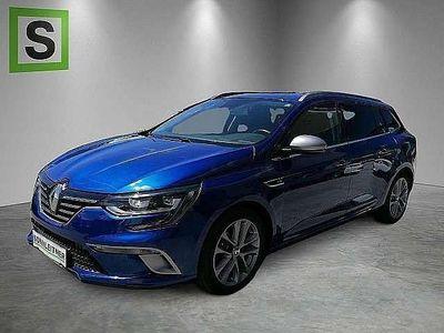 gebraucht Renault Mégane GrandTour GT-Line Energy TCe 130, 132 PS, 5 Türen, Schaltgetriebe