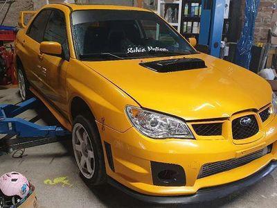 gebraucht Subaru Impreza WRX mit EJ20 Motor - US Modell Limousine