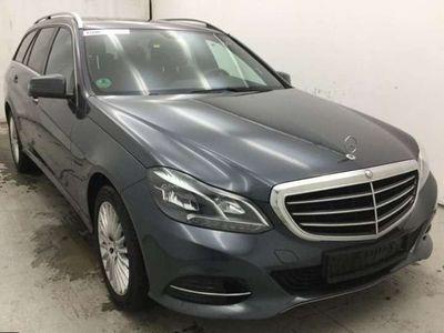 gebraucht Mercedes 250 E-KlasseBlueTEC 4Matic 7G-TRONIC Eleg. GARANTIE 3/22 Kombi / Family Van