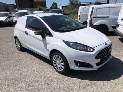 used Ford Fiesta Van 1,5 TDCi Trend Klima-PDC-Netto: 4158.-