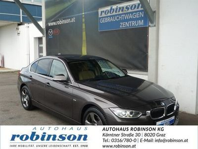 gebraucht BMW 320 d xDrive Oe.-Paket, Leder, Navi, Head Up