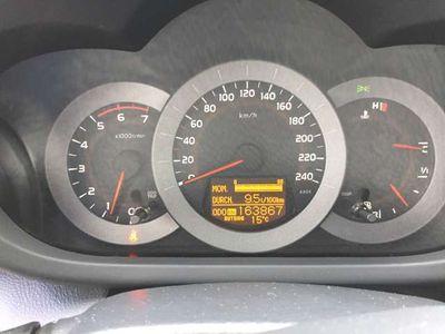 gebraucht Toyota RAV4 2,2 D-4D 135 DPF SUV / Geländewagen