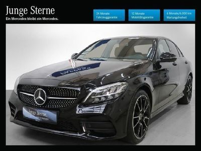 gebraucht Mercedes C200 4MATIC Aut.