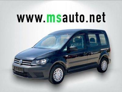 gebraucht VW Caddy Kombi Conceptline 2,0 TDI *5 SITZE*169,--/Monat