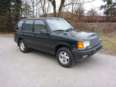 gebraucht Land Rover Range Rover 4,6 HSE - Pickerl neu! SUV / Geländewagen,