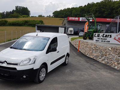"used Citroën Berlingo B,Kasten L1,1,6E,HDI 90""NAVI""PARKPILOT""KLIMA"