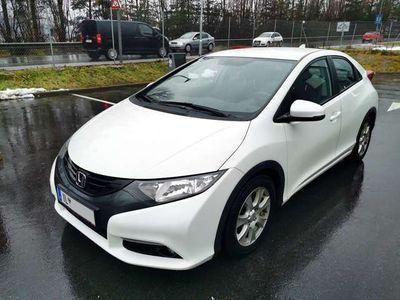 gebraucht Honda Civic 2,2i-CTDi Sport DPF Klein-/ Kompaktwagen